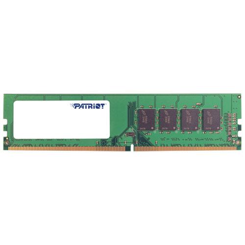 Mémoire DDR3 de 4 Go 1600 MHz pour ordinateur de bureau de Patriot Memory