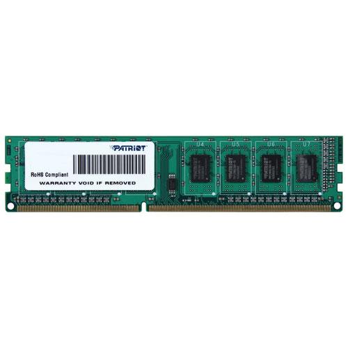 Patriot Memory 8GB DDR3 1600MHz Desktop Memory