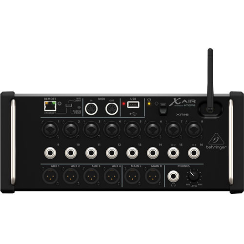 Behringer X AIR 16-Channel Digital Mixer for iPad/Android Tablets (XR16)