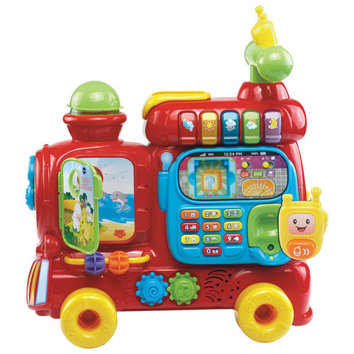 Vtech Sit To Stand Ultimate Alphabet Train English Learning