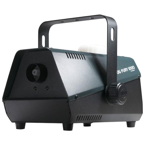 American DJ Fog Fury 1000 Fog Machine (FOG-FURY-1000) - Engilsh