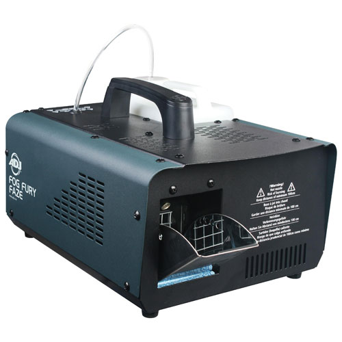 American DJ Fog Fury Faze Fog Machine (FOG-FURY-FAZE) - English