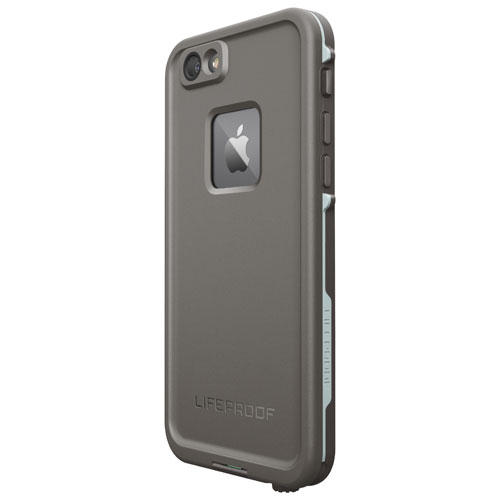 LifeProof Fre iPhone 6 6s Fitted Hard Shell Case - Grey   iPhone 8 ... 6a54e61311
