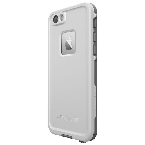 LifeProof Fre iPhone 6/6s Fitted Hard Shell Case - White