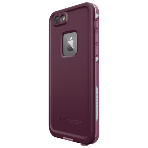 Purple Lifeproof Case Iphone