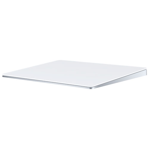 Pavé tactile Magic Trackpad 2 d'Apple (MJ2R2LL/A) - Blanc