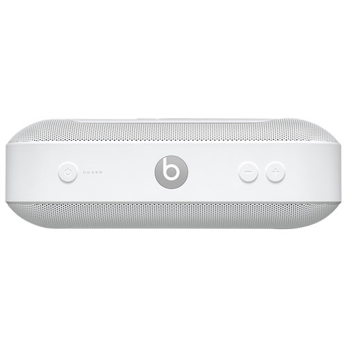 Beats by Dr. Dre Pill+ Bluetooth Wireless Speaker - White