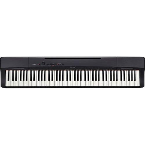 Piano numérique à 88 touches Privia de Casio (PX160BK) - Noir
