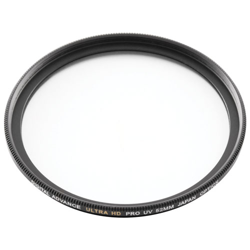 Bower 52mm Double-Edged UV Filter (FMC52UV)