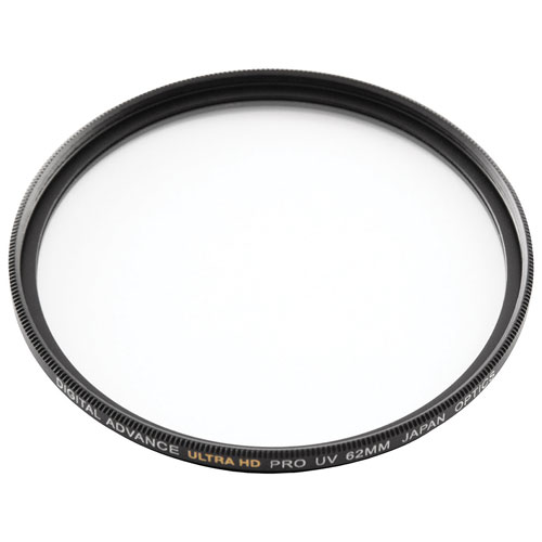 Bower 62mm Double-Edged UV Filter (FMC62UV)
