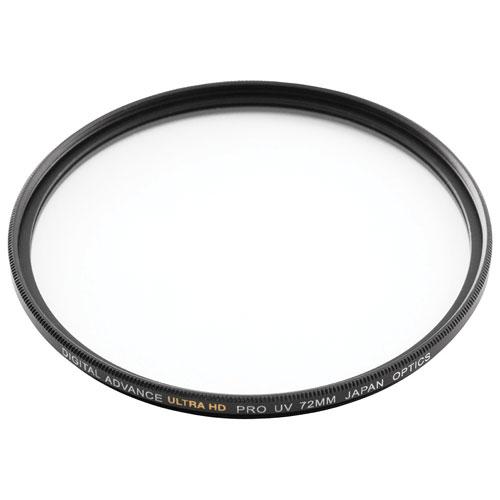 Bower 72mm Double-Edged UV Filter (FMC72UV)