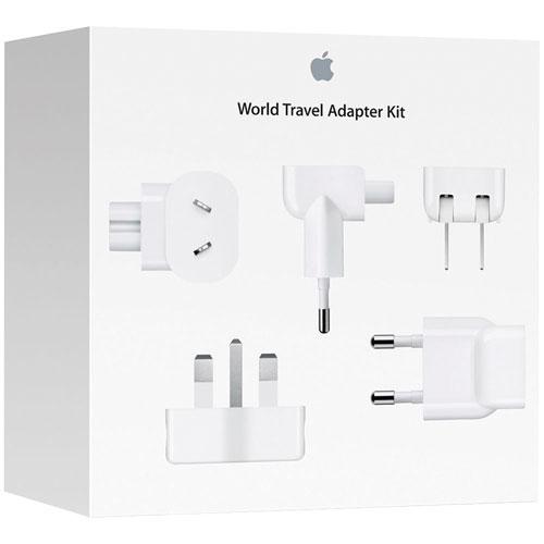 Apple world travel adapter kit md837ama travel power adapters apple world travel adapter kit md837ama travel power adapters best buy canada greentooth Choice Image