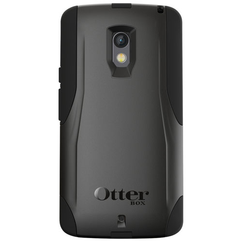 OtterBox Commuter Moto X Play Fitted Hard Shell Case - Black