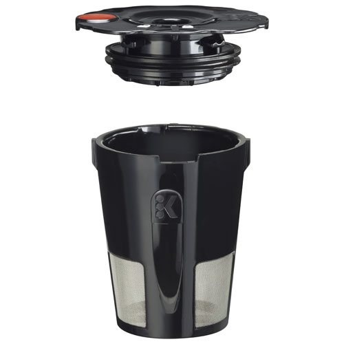 keurig 2.0 my k-cup reusable coffee filter - black : other coffee ...