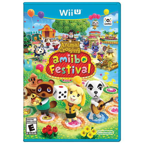 Animal Crossing: amiibo Festival (Wii U) - Previously Played