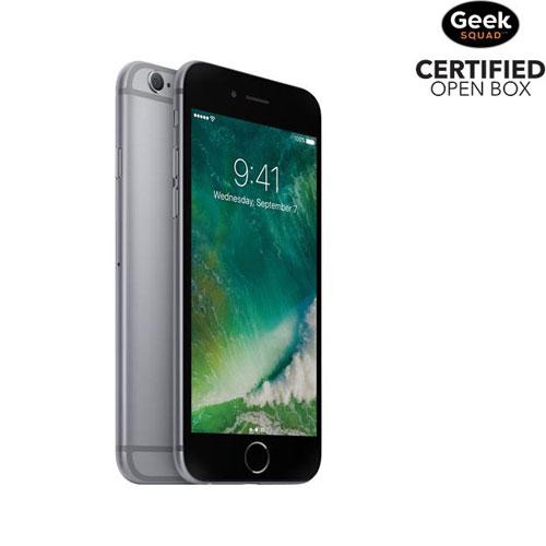 Apple iPhone 6s 128GB Smartphone - Space Grey - Carrier SIM Locked - Open Box
