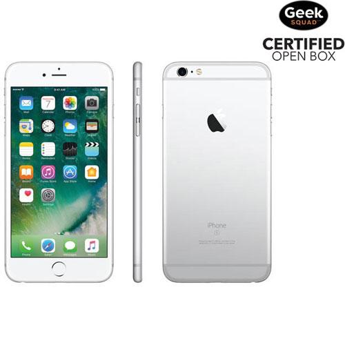 iPhone 6s Plus de 16 Go d'Apple - Argenté - Carte SIM verrouillée par fournisseur - Boîte ouverte