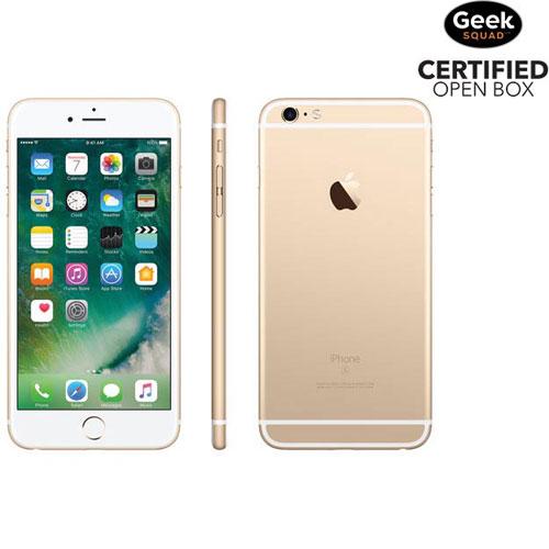 Apple iPhone 6s Plus 16GB Smartphone - Gold - Carrier SIM Locked - Open Box