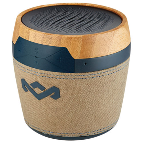 Marley Chant Bluetooth Wireless Mini Speaker - Navy