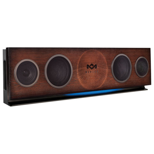 House Of Marley One Foundation AllPlay Hi Fi Speaker System   Regal :  Portable Bluetooth Speakers   Best Buy Canada