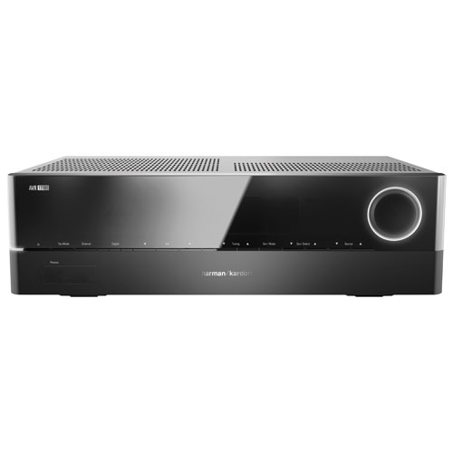 Harman Kardon AVR1710S 700-Watt 7.2 Channel Network A/V Receiver