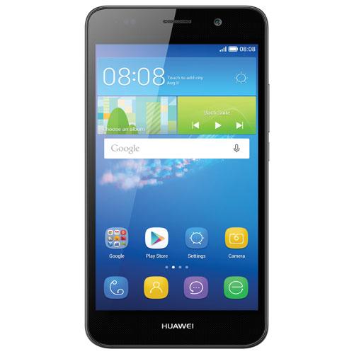 Fido Huawei Y6 8GB - Black - 2 Year Agreement