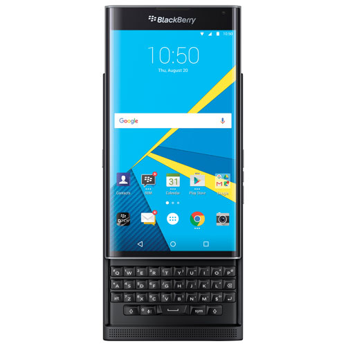 Bell BlackBerry PRIV 32GB Smartphone - 2 Year Agreement