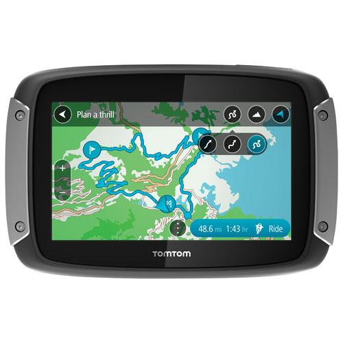 GPS de 4,3 po Rider 400 de TomTom (1GE0.052.00)