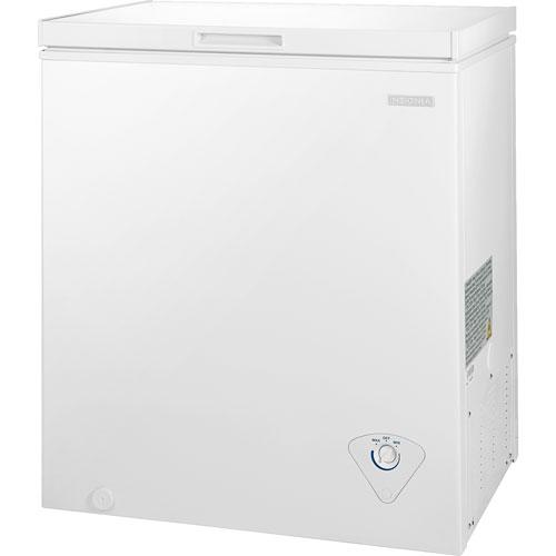 Insignia 5.0 Cu. Ft. Chest Freezer (NS-CZ50WH6-C) - White
