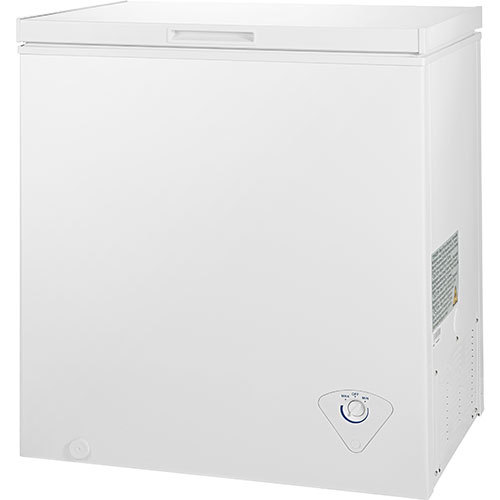 Insignia 3.5 Cu. Ft. Chest Freezer - White