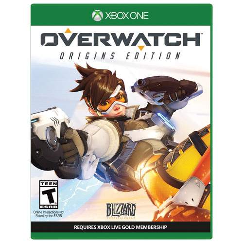Overwatch Origins Edition (Xbox One) - Bilingual