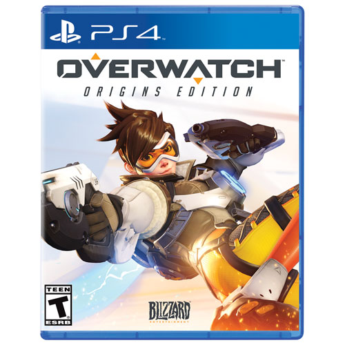 Overwatch Origins Edition (PS4) - Bilingual