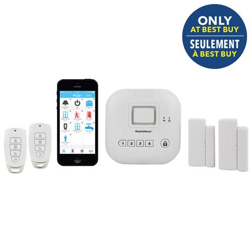 Système de sécurité avec télécommande porte-clés SkylinkNet - Seulement chez Best Buy
