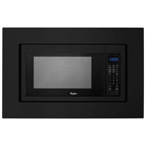 "Whirlpool 30"" Microwave Trim Kit - Black"
