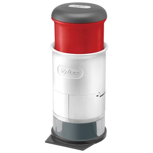 Mini-hachoir de Zick-Zick de Zyliss (ZE910005U) - Blanc - Rouge