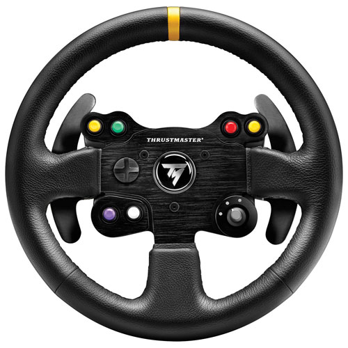 Thrustmaster Leather 28 GT Racing Wheel