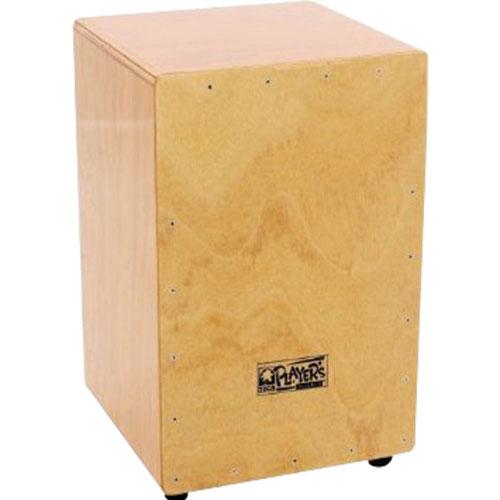Toca Player's Series Wood Cajon (TCAJ-PN) - Natural