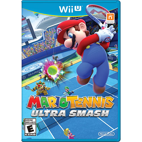 Mario Tennis: Ultra Smash (Wii U) - Previously Played