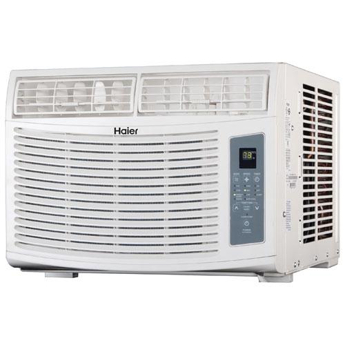 Haier window air conditioner 12 000 btu white window for 12k btu window air conditioner