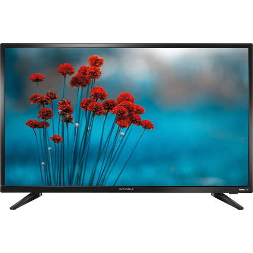 Téléviseur intelligent DEL HD 720p de 32 po d'Insignia (NS-32DR310CA17) - Exclusivité Best Buy