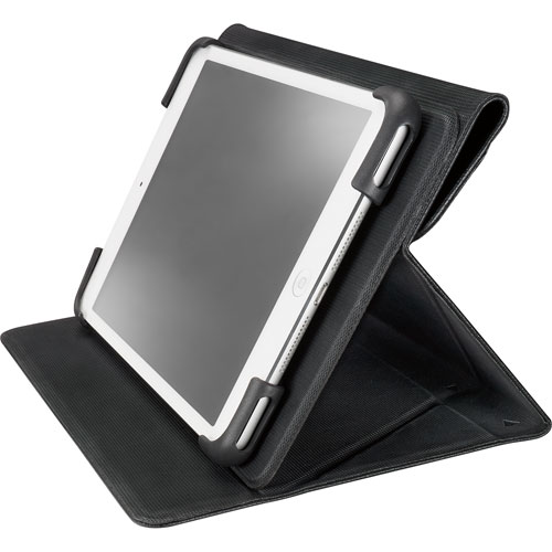 "Insignia 8"" Tablet Folio Case - Black - Only at Best Buy"