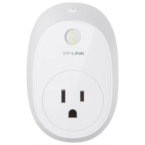 Prise intelligente avec suivi de consommation électrique Wi-Fi HS110 de TP-LINK