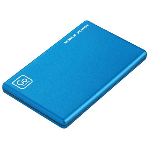 Go Travel Slim 2300mAh Power Bank - Royal Blue