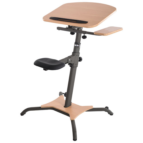 Stamina Wirk Linea Stand Up Desk Desks Workstations Best Buy