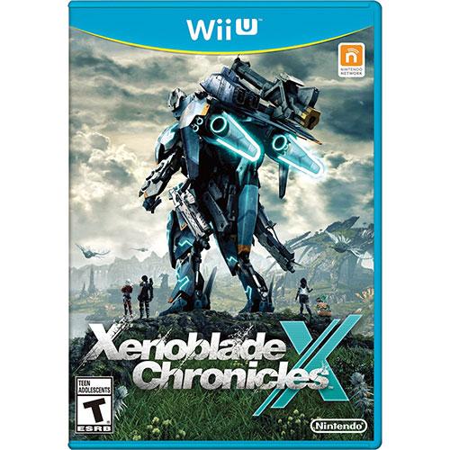 Xenoblade Chronicles X (Wii U) - Anglais - Jeu usagé