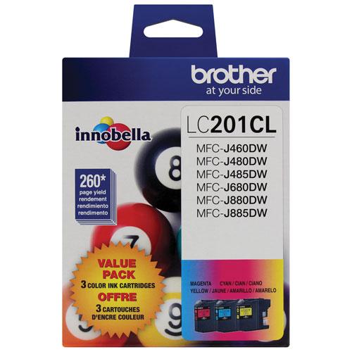 Brother Innobella Colour Ink (LC2013PKS)