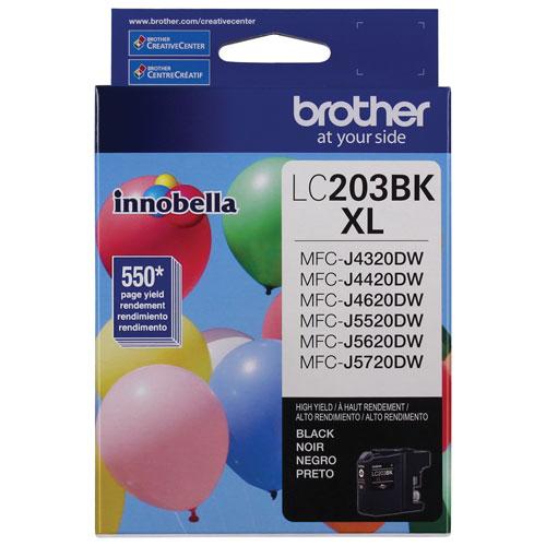 Brother Innobella Black Ink (LC203BKS)