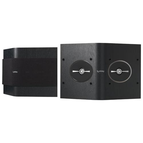 Haut-parleurs d'étagère 125 W RS152BK d'Infinity - Noir - Paire