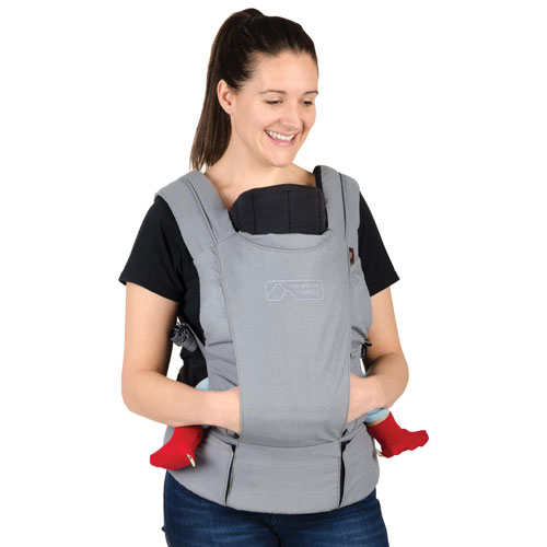 Mountain Buggy Juno Multi-Position Baby Carrier - Charcoal