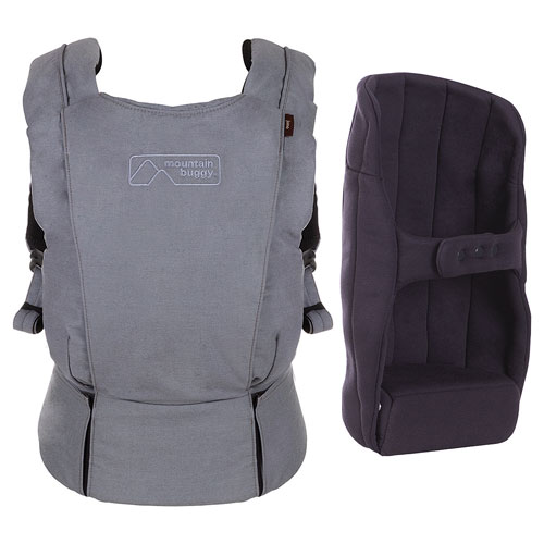 10f09916709 Mountain Buggy Juno Carrier - Charcoal